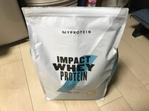 マイプロテインの「impact ホエイプロテイン」の味はこれが絶対おすすめ!プロテイン初心者でも飲みやすい